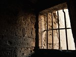 Barred Dungeon Window...Window of a dungeon in the 16th century Cheateau d'If, made famous by the Alexandre Dumas novel 'The Count of Monte Cristo'. It was here that the Man in the Iron Mask was imprisoned. used as a join up with James Mawdsley a British activist, in 1999. Mawdsley was arrested for the third time in Myanmar for promoting anti-government protests has said he expects to be imprisoned, but there is no other way to force change. Mawdsley, 26, of Lancashire, comes as dissidents are urging Myanmar's long-suffering people to rise up against the military regime on Sept. 9, or 9-9-99.