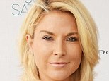Battle: Diem Brown, pictured in July, has been diagnosed with colon cancer, after two bouts of ovarian cancer in the past nine years