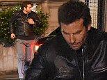 EXCLUSIVE Bradley Cooper films scenes for his new movie Adam Jones in central London, 26 August 2014. 27 August 2014. Please byline: Vantagenews.co.uk