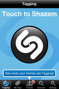 Shazam app for Iphone 4S