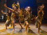 Pitcairn at the Minerva Theatre ©Alastair Muir