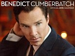 Get your hands on it! The official 2015 Benedict Cumberbatch Calendar, marks Bendedict¿s Calendar debut and is on sale in all good stationery stores