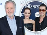 Jon Voight 'didn't know' that daughter Angelina Jolie tied the knot with Brad Pitt... responding 'that's nice' when learning the news