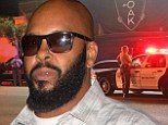 Music mogul Suge Knight released from hospital just days after being shot SIX times at Chris Brown's pre-VMA party
