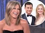 Jennifer Aniston reveals she has tasted Jimmy Kimmel's wife's breast milk