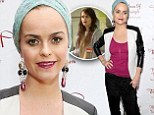 Orange Is The New Black star Taryn Manning commits crime against fashion as she steps out in bizarre ensemble