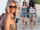 28.AUGUST.2014 - FORMENTERA - SPAIN *** EXCLUSIVE ALL ROUND PICTURES NOT AVAILABLE FOR ITALY *** SUPERMODEL KATE MOSS SEEN ENJOYING HER HOLIDAY IN FORMENTERA, SPAIN. BYLINE MUST READ : XPOSUREPHOTOS.COM ***UK CLIENTS - PICTURES CONTAINING CHILDREN PLEASE PIXELATE FACE PRIOR TO PUBLICATION *** **UK CLIENTS MUST CALL PRIOR TO TV OR ONLINE USAGE PLEASE TELEPHONE 44 208 370 0291**