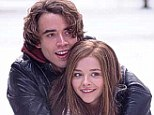 Love: Jamie Blackley as Adam and Chloe Grace Mortez as Mia
