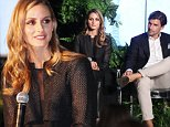Olivia Palermo and Johannes Huebl attend a fashion showing at Chadstone Shopping Centre in Melbourne\n\nPictured: Olivia Palermo and Johannes Huebl\nRef: SPL830217  290814  \nPicture by: Splash News\n\nSplash News and Pictures\nLos Angeles: 310-821-2666\nNew York: 212-619-2666\nLondon: 870-934-2666\nphotodesk@splashnews.com\n