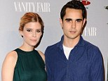 'This split looks like it's sticking': On-off couple of four years Kate Mara and Max Minghella call it quits after relationship 'runs its course'