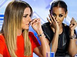 *** MANDATORY BYLINE TO READ: Syco / Thames / Corbis ***\n**Embargoed until 00.01 GMT Saturday 30th August** First episode of The X Factor Series 11 - Saturday 30\n\nPictured: Cheryl Cole crying at former her former Judgeís House contestant Amy Connolly auditioning again\nRef: SPL797781  290814  \nPicture by: Dymond/Syco / Thames / Corbis\n\n