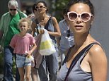 EXCLUSIVE: Thandie Newton has lunch with her daughter Nico. The English actress and her daughter had a lunch date at Lemonade restaurant on Abbot Kinney.    Pictured: Thandie Newton and Nico Parker Ref: SPL829296  270814   EXCLUSIVE Picture by: Splash News  Splash News and Pictures Los Angeles: 310-821-2666 New York: 212-619-2666 London: 870-934-2666 photodesk@splashnews.com