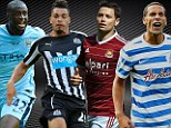 Five Premier League fixtures get underway at 3pm