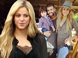 'Yes, we are expecting our second baby!' Glowing Shakira emerges from recording studio in first sighting since confirming her pregnancy