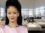 Could this be her new dream home? Rihanna 'checks out $18 million luxury apartment in NYC'