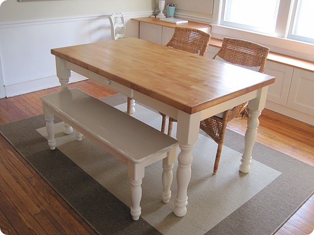 Benches For Kitchen Tables | FURNITURE