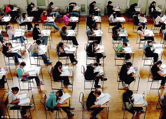 More than one in four children suffer form exam-related stress