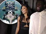 'Let's go!' Gabrielle Union and Dwayne Wade party it up ahead of their fairy-tale castle wedding in Miami Beach