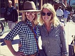 'Do we look alike?': Reese Witherspoon finds her twin as she shares cute snap of her posing with doppelganger fan