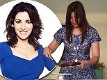 Daisy Lowe launches her new cooking book with her first ever live cooking session in front of a crowd.\nFeaturing: Daisy Lowe\nWhere: Chipping Norton, United Kingdom