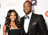 It's official! Gabrielle Union dons stunning Dennis Basso ballgown as she exchanges vows with Dwyane Wade in extravagant $5m Miami nuptials