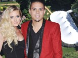 It's official! Ashlee Simpson marries Evan Ross in private ceremony held at sprawling estate of groom's famous mom Diana Ross