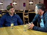 In conversation: Gerrard spoke to Sportsmail's Jamie Carragher about the striker for Sky Sports