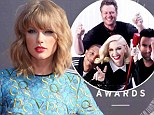 Taylor Swift joins The Voice as an adviser to the contestants