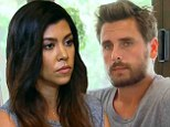 'You just keep suckering me into these kids': Scott Disick's rant revealed in full after Kourtney confesses she is pregnant on KUWTK