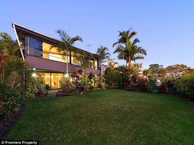 This house is for sale at 60 Quay Street in Bulimba, Brisbane