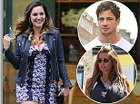 August 27, 2014: August 27, 2014  Kelly Brook seen leaving her book publishes in London.  Non Exclusive Worldwide Rights Pictures by : FameFlynet UK    2014 Tel : +44 (0)20 3551 5049 Email : info@fameflynet.uk.com
