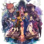 N3DS ProfLaytonVsPhoenixWright Illustration 150x150 E3 2014 Professor Layton vs. Phoenix Wright: Ace Attorney (3DS) English Logo, Box Art, Artwork, Screenshots, & Trailer