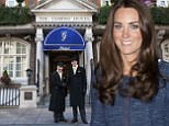 The Goring Hotel is a favourite of Kate Middleton's as well as Conde Nast Traveller readers