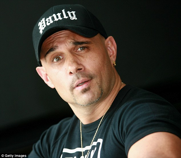Funny man: Comedian Paul Fenech is sure to bring some hilarious antics to the reality show