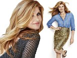 'I want Yoby to have a father figure': Connie Britton admits she hopes to settle down... but slams Gwyneth Paltrow's working mother comment