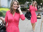 Charlotte Hawkins outside ITV Studios Featuring: Charlotte Hawkins Where: London, United Kingdom When: 03 Sep 2014 Credit: Rocky/WENN.com