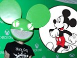 Not taking the Mickey! Disney launch legal action against Deadmau5 over mouse ears logo trademark