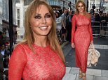 03.SEPTEMBER.2014 - LONDON - UK \nCAROL VORDERMAN AT THE LORD OF THE DANCE: DANGEROUS GAMES - GALA NIGHT HELD AT THE LONDON PALLADIUM IN LONDON\nBYLINE MUST READ: TIMMS/XPOSUREPHOTOS.COM\n***UK CLIENTS - PICTURES CONTAINING CHILDREN PLEASE PIXELATE FACE PRIOR TO PUBLICATION ***\nUK CLIENTS MUST CALL PRIOR TO TV OR ONLINE USAGE PLEASE TELEPHONE 0208 344 2007**