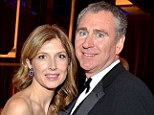 Under pressure: Anne Dias-Griffin, 43, claims her husband, Ken Griffin, 45, got her to sign the prenup limiting her share in divorce proceedings through 'coercion.'