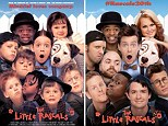 It's the He-Man Woman Haters Club! The child stars of The Little Rascals reunite to recreate their iconic poster and beloved scenes on the film's 20th anniversary