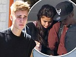 Justin Bieber 'taken to hospital for sprained wrist' while in Canada with Selena Gomez