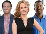 Back To The Future's Lea Thompson, Fresh Prince star Alfonso Ribeiro and Mean Girls' Jonathan Bennett set to join new season of Dancing With The Stars