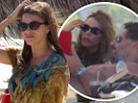 'An amazing weekend!' Sofia Vergara and Joe Manganiello share intimate photos from their hot romantic Mexican getaway