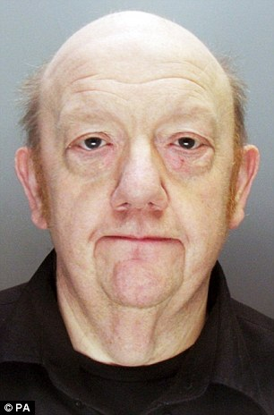 Frittered away: Dennis Harold, 60, spent six years stealing from London recruitment firm Devonshire