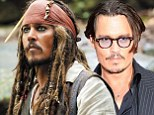 Depp Down Under: Hollywood heartthrob Johnny Depp could be heading to Australia with the government's $20.2million incentive payment to get Pirates 5 here