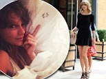 Taylor Swift pictured heading out from her Hotel in London