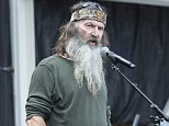 'People have reason to hate me': Duck Dynasty's Phil Robertson doesn't 'worry too much' about backlash following his anti-gay remarks