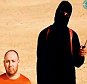 REUTERS CANNOT INDEPENDENTLY VERIFY THE CONTENT OF THIS VIDEO A video purportedly showing U.S. journalist Steven Sotloff kneeling next to a masked Islamic State fighter holding a knife in an unknown location in this still image from video released by Islamic State September 2, 2014. The Islamic State released a video purporting to show the beheading of Sotloff, a monitoring service said on Tuesday, as the militant group raised the stakes in its confrontation with Washington over U.S. air strikes on its fighters in Iraq. REUTERS/Islamic State via Reuters TV ( Tags: - CIVIL UNREST POLITICS) ATTENTION EDITORS - THIS PICTURE WAS PROVIDED BY A THIRD PARTY. REUTERS IS UNABLE TO INDEPENDENTLY VERIFY THE AUTHENTICITY, CONTENT, LOCATION OR DATE OF THIS IMAGE. NO SALES. NO ARCHIVES. FOR EDITORIAL USE ONLY. NOT FOR SALE FOR MARKETING OR ADVERTISING CAMPAIGNS. IT IS DISTRIBUTED, EXACTLY AS RECEIVED BY REUTERS, AS A SERVICE TO CLIENTS