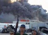 Authorities say 11 aircraft taken from Tripoli airport could now be used in terror attacks in the region