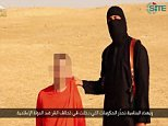"""An image grab taken from a video released by the Islamic State (IS) and identified by private terrorism monitor SITE Intelligence Group on September 2, 2014 purportedly shows footage of a masked militant in a desert landscape threatening to kill British David Cawthorne Haines.  The so-called """"Islamic State"""" released a video today showing the masked militant apparently beheading 31-year-old US freelance reporter Steven Sotloff and threatening to kill the British captive. AFP PHOTO / SITE INTELLIGENCE GROUP / HO  === RESTRICTED TO EDITORIAL USE - MANDATORY CREDIT """"AFP PHOTO / HO / SITE INTELLIGENCE GROUP    - NO MARKETING NO ADVERTISING CAMPAIGNS - DISTRIBUTED AS A SERVICE TO CLIENTS FROM ALTERNATIVE SOURCES, AFP IS NOT RESPONSIBLE FOR ANY DIGITAL ALTERATIONS TO THE PICTURE'S ===HO/AFP/Getty Images"""